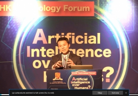 Prof. Samuel Au on 'Next Frontier of Medical Intervention: Union of Surgeon and Robot'
