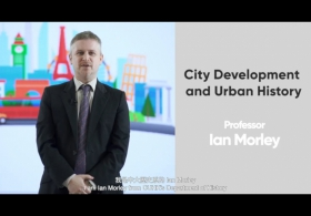 'Class Acts' Online Talk Series - Prof. Ian Morley