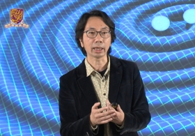 Dr. Shiu Sing Tong on 'What Do Gravitational Waves Tell Us?'