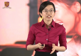 'Class Acts' Online Talk Series by Prof. Tingting Fan on 'Love at First Swipe: Innovations for Online Dating'