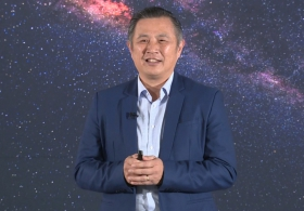 Prof. Irwin Kuo Chin King on 'A Traveler's Guide to the 3-pound Universe'