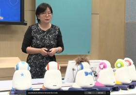 Prof. Catherine So on 'Robots as Mentors for Children with Autism'