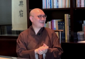 """HEART to HEART Talks"" EP 1 - Art of Zen: Soul-searching with the Abbot"