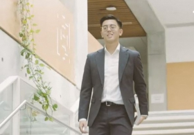 Embracing the Music of Business and Life ── Samson Huang (BBA in Professional Accountancy, Year 3) (English Subtitle)