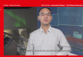 Prof. Lin Liu – Breaking the wall to cryosphere monitoring
