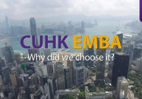 CUHK EMBA at a Glance 2020