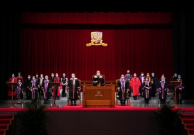 89th Congregation (Conferment of Honorary and Doctoral Degrees)