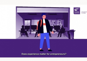 How Does Experience Matter for Entrepreneurs?