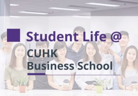 Student life@ CUHK Business School