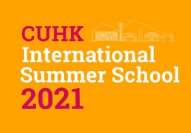CUHK VIRTUAL International Summer School (ISS) 2021